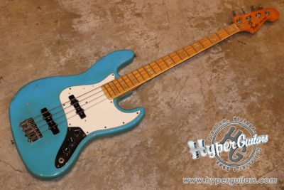 Fender '80 Jazz Bass