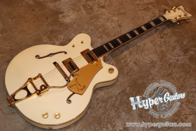 Gretsch '79 White Falcon #6136