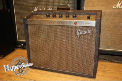 Gibson '64  Falcon  GA 19 RVT