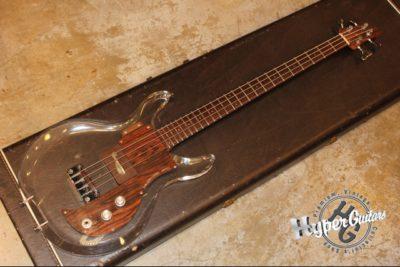 Dan Armstrong・Ampeg '69 Lucite Bass