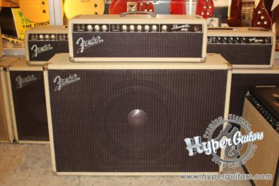 Fender '61 Showman-Amp