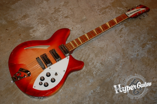 Rickenbacker '67 Model 370