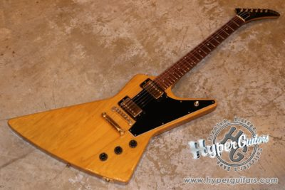 Gibson Custom Shop Edition '83 Explorer Korina