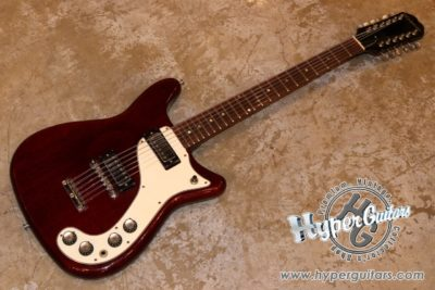 Epiphone '67 Wilshire 12-strings
