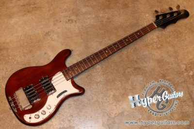 Epiphone '67 Embassy Deluxe Bass