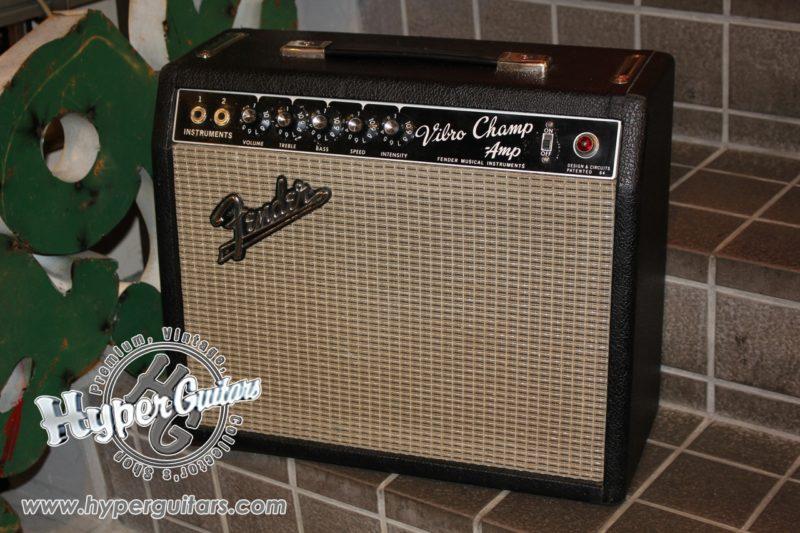 Fender '66 Vibro Champ Amp
