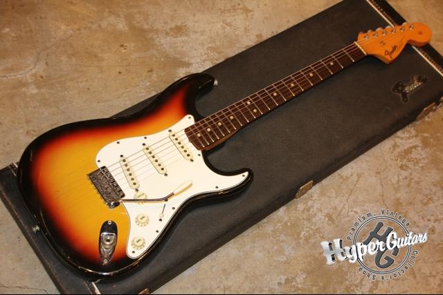 Fender '66 Stratocaster
