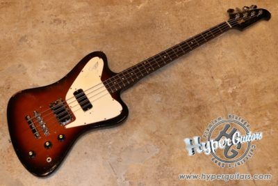 Gibson '68 Thunderbird IV