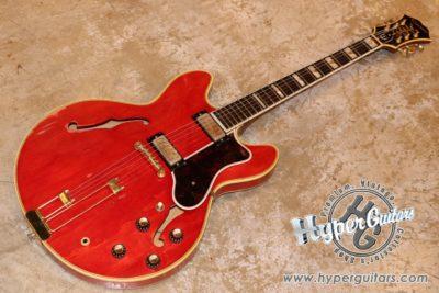 Gibson '67 Sheraton E212T