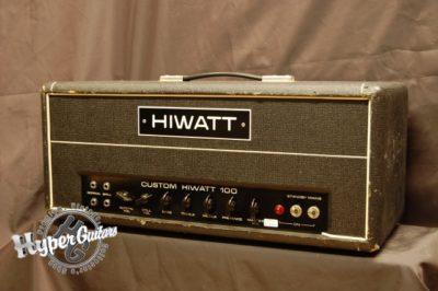 Hiwatt '72 Custom 100