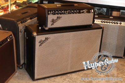 Fender '66 Bassman Amp Set