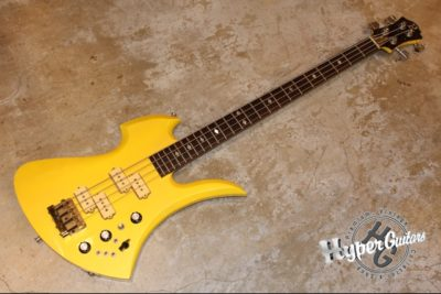 B.C.Rich '81 Mockingbird Bass