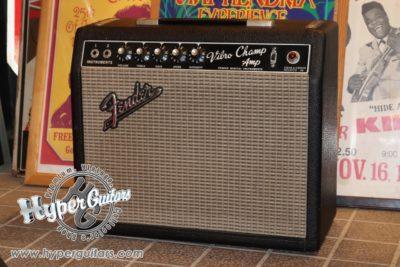 Fender '65 Vibro Champ-Amp