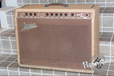 Fender '60 Super Amp