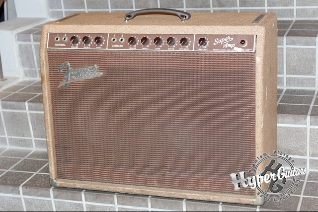 Fender '60 Super Amp