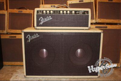 Fender '64 Bassman-Amp