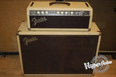 Fender '62 Bassman Amp