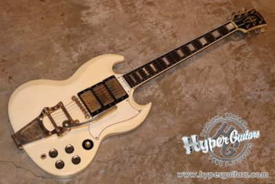 Gibson '61 Les Paul SG Custom