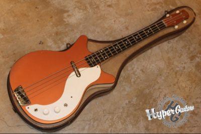 Danelectro '60 #3412 Short Horn Bass