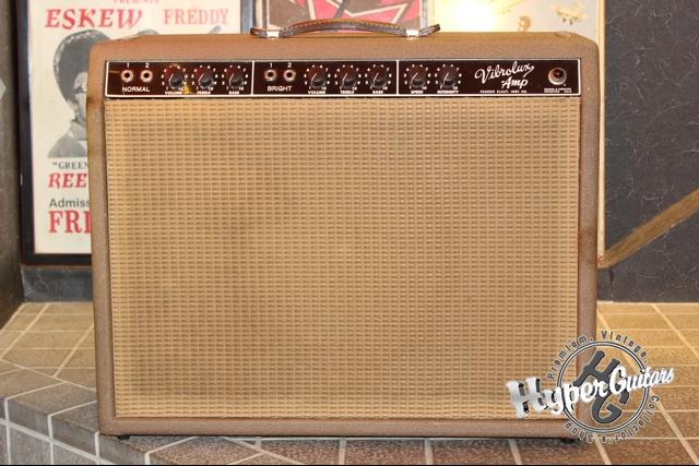 Fender '62 Vibrolux Amp