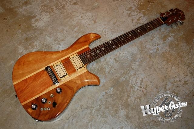 B.C.Rich '78 Eagle Koa