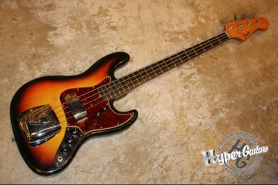 Fender '65 Jazz Bass