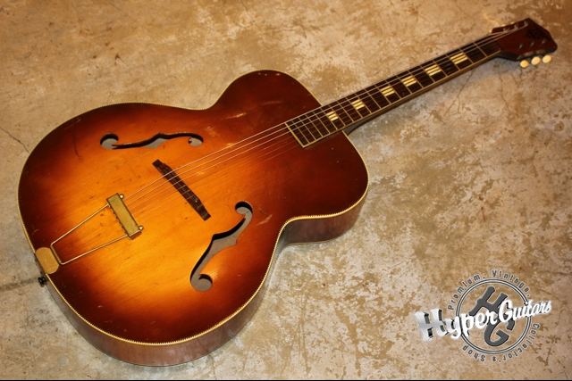 Recording King 40's Acoustic Guitar