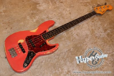 Fender '62 Jazz Bass