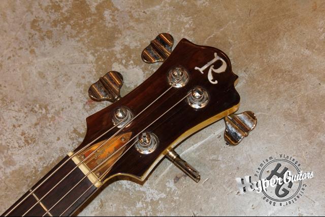 B.C.Rich '81 Mockingbird Bass