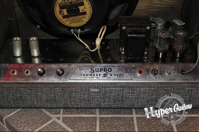 Supro '64 Thunderbolt Model S6420