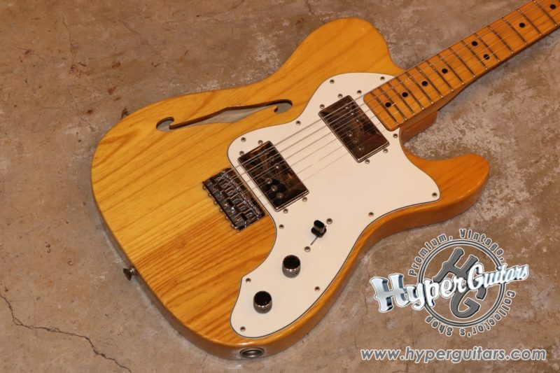 Fender '76 Telecaster Thinline