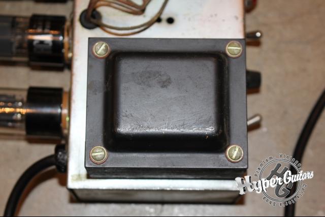 Fender '58 Deluxe Amp