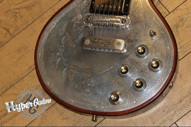 Zemaitis '84 Custom Deluxe