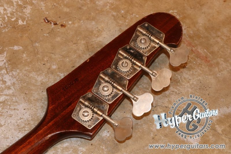 Gibson '64 Thunderbird IV