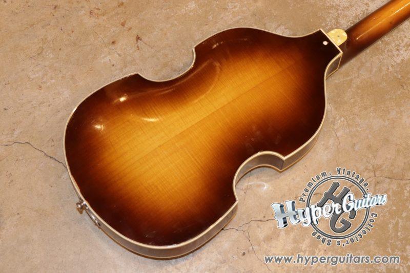Hofner '64 500/1