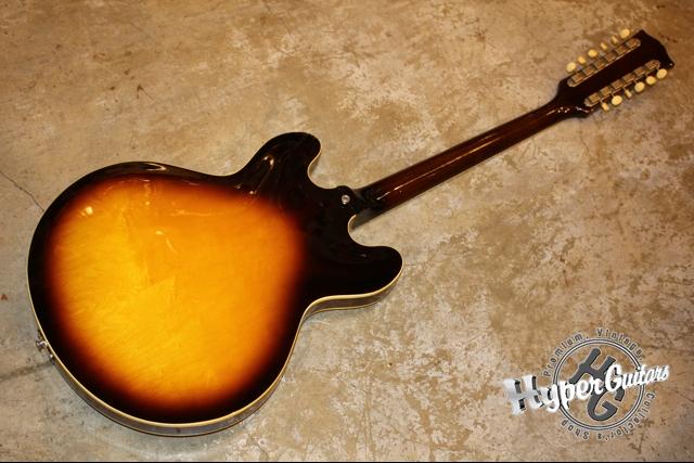 Gibson '68 ES-335TD-12