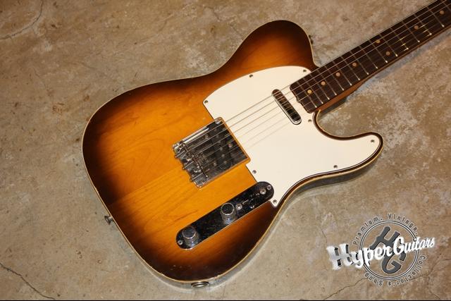 Fender '63 Custom Telecaster