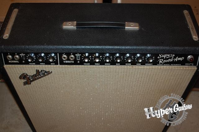 Fender '66 Super Reverb