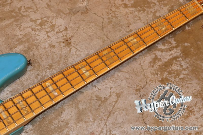 Fender '80 Jazz Bass