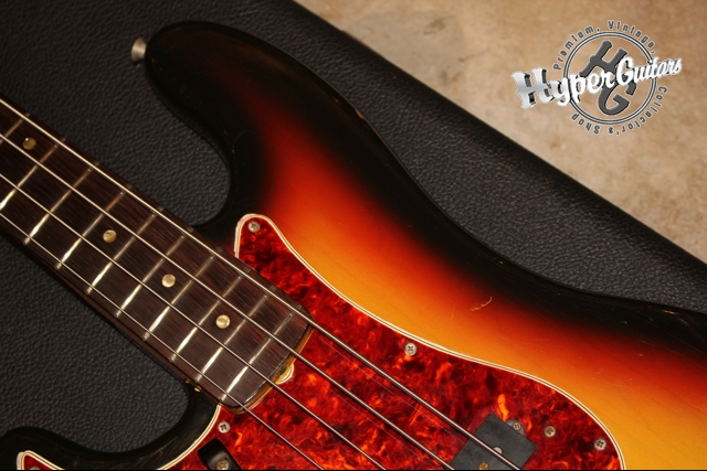 Fender '66 Precision Bass Lefty