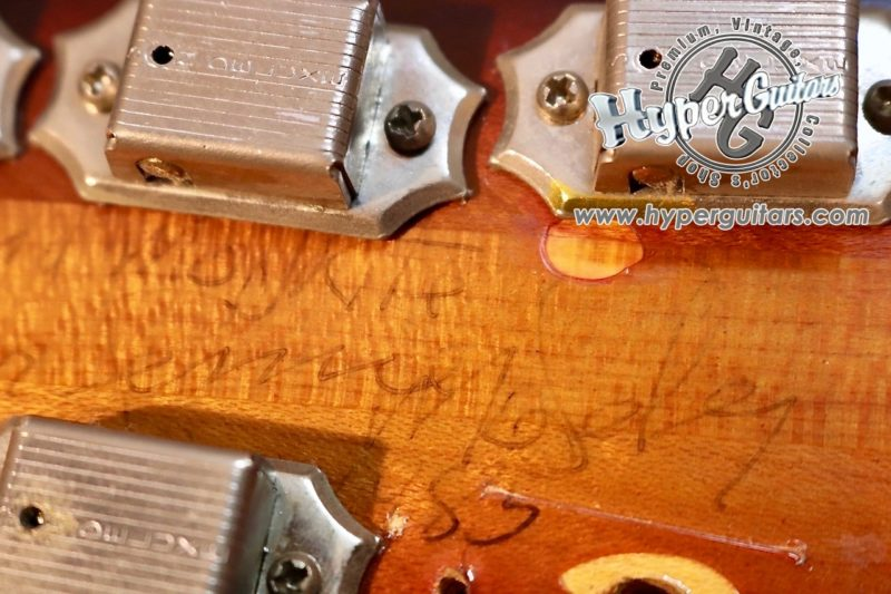Mosrite '85 Terry Model Signed by Semie Moseley