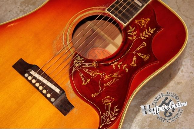Gibson '61 Hummingbird