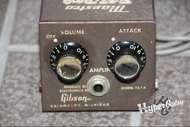 Maestro '66 Fuzz-Tone FZ-1A