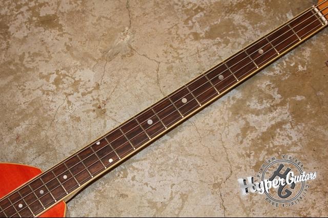 Vox 60's Wyman Bass