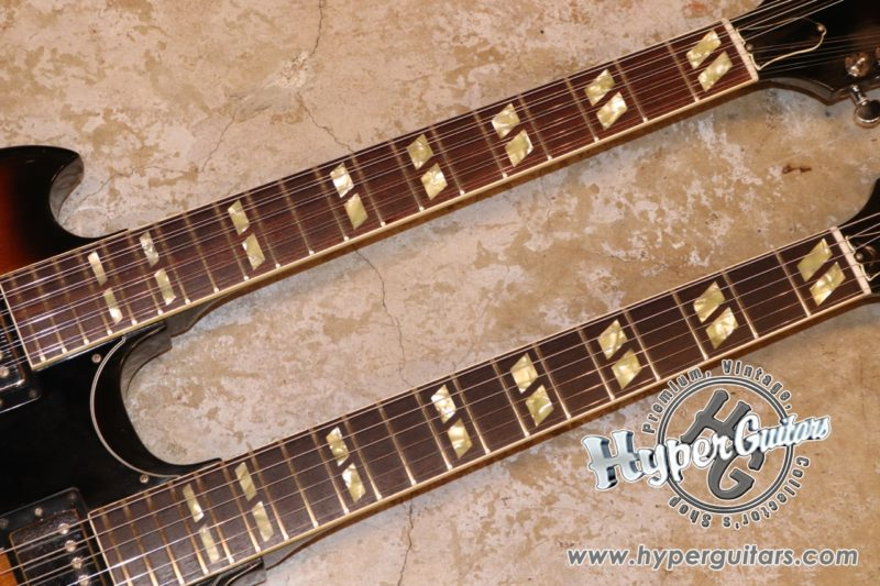 Gibson '80 EDS-1275 Double Neck