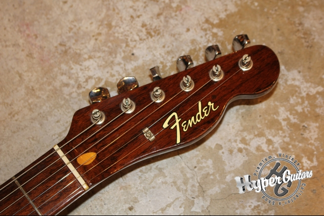 Fender '71 All Rose Telecaster
