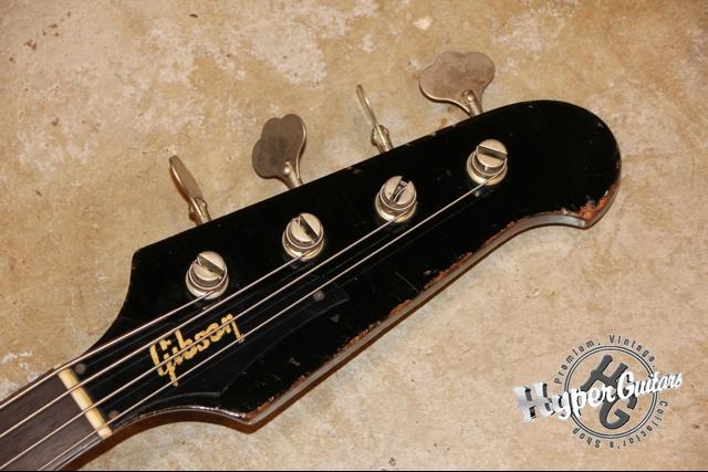 Gibson '66 Thunderbird IV
