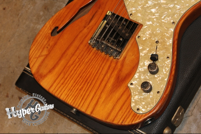 Fender '69 Telecaster Thinline