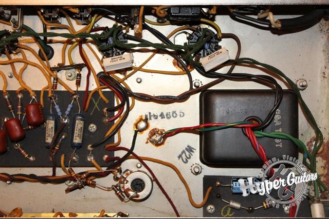 Fender '65 Bassman Amp