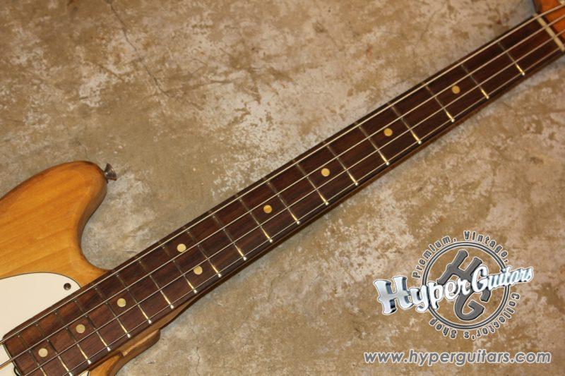 Fender 70's Mustang Bass